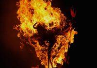 jin dari api
